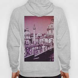 The Imperial Fora, Rome Hoody