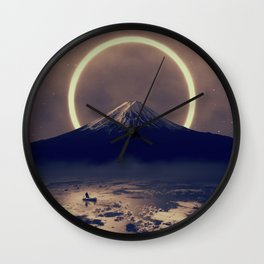 tenebrific II Wall Clock