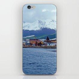 Ushuaia - Tierra del Fuego iPhone Skin