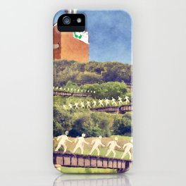 Community Recycling iPhone Case