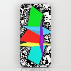 Color Sculpture iPhone & iPod Skin