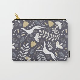 Magic Night With Sighthound Paloma Carry-All Pouch