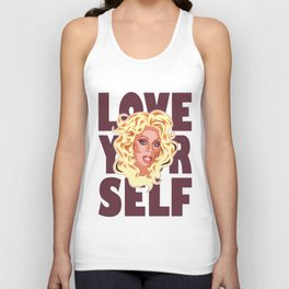 Love Yourself Unisex Tank Top