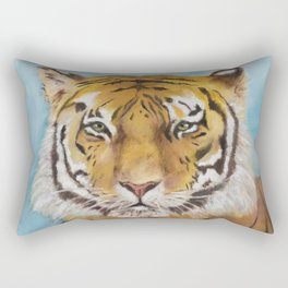 Bengal Tiger Rectangular Pillow