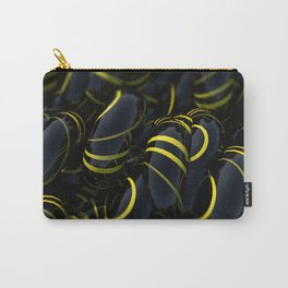 SPACE BEANS (YELLOW) Carry-All Pouch