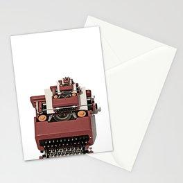 Valentine Type Stationery Cards