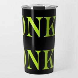 Wonkee Monkee Travel Mug