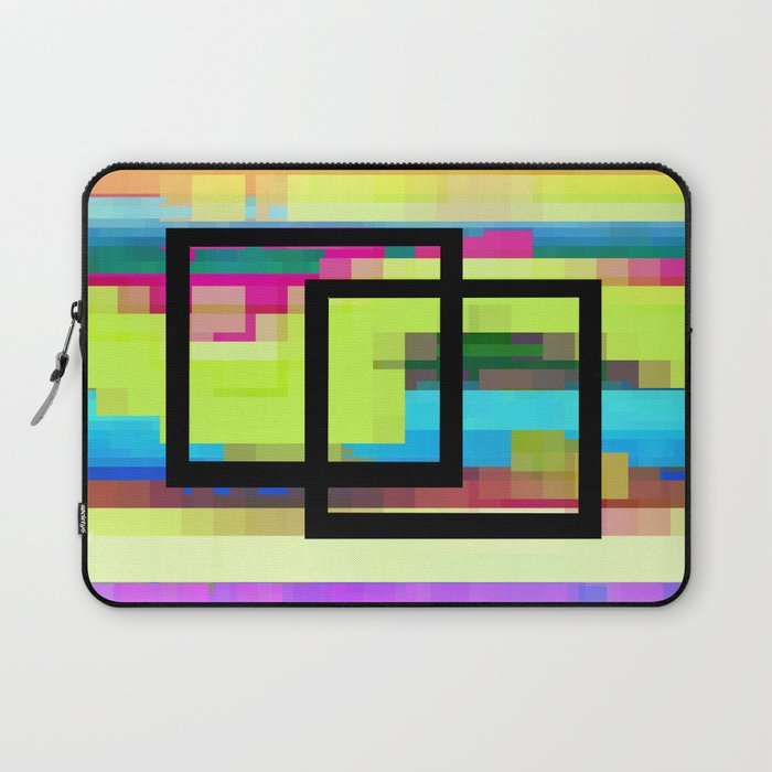Time and Place Laptop Sleeve