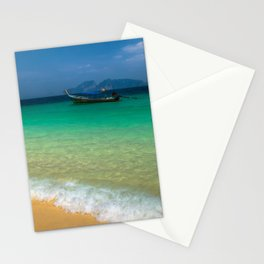 Tropical Paradise Stationery Cards