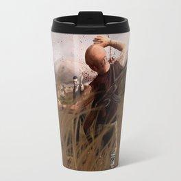 The Killer Wears Overalls Travel Mug