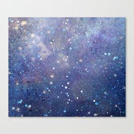 Galaxy II Canvas Print