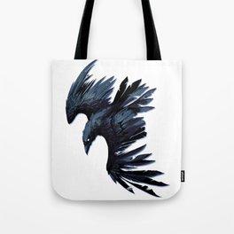 Fallen crow Tote Bag