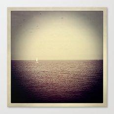 Sea Dreams Canvas Print