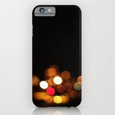 Bokeh Streetlights iPhone 6s Slim Case