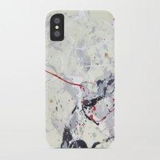 strato moments #2 iPhone X Slim Case