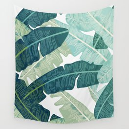 Tropical oasis Wall Tapestry