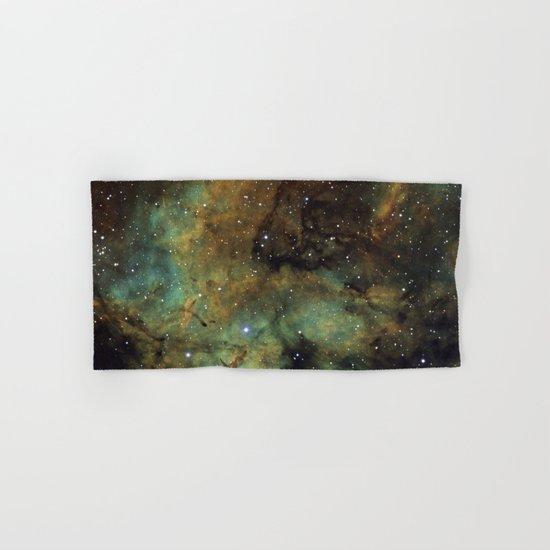 Gamma Cygni Nebula Hand & Bath Towel