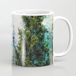 BLUE MOUNTAIN PINE FOREST  VISTA Coffee Mug
