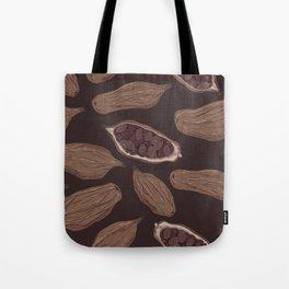 Cocoa beans Tote Bag