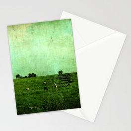 The Green Yonder Stationery Cards
