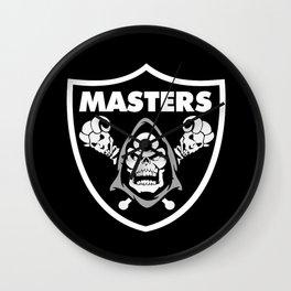 Masters v2 Wall Clock