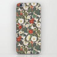internet iPhone & iPod Skins featuring Internet Wallpaper by Matt Hunsberger