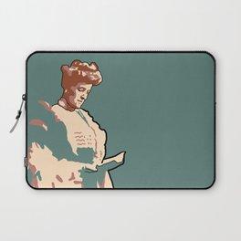 Edith Wharton Laptop Sleeve