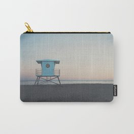 sunset on the coast ... Carry-All Pouch