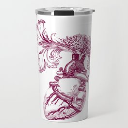 From My Heart To Yours Travel Mug