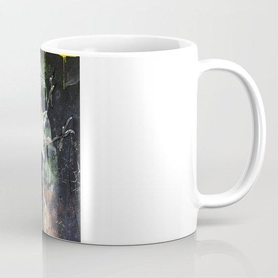 Woodpecker Mug