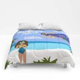 Barbados Trip Comforters