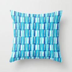 Soothing Seas Throw Pillow