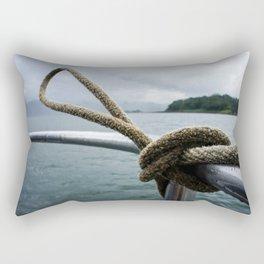 ARENAL LAKE Rectangular Pillow