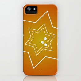 Circle of influence iPhone Case