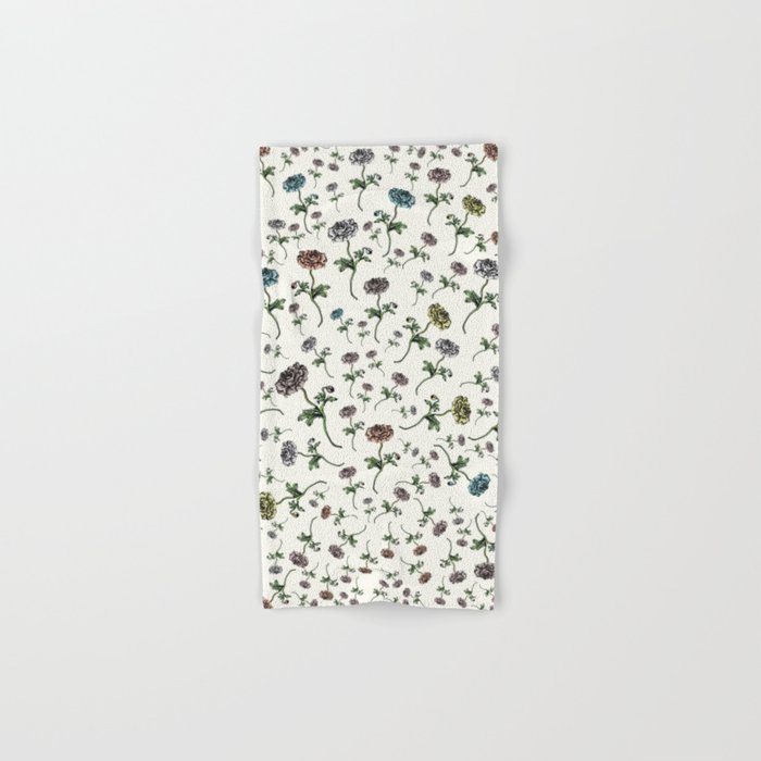 Paris Summer | The Flower Girl Hand & Bath Towel
