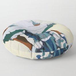 Gasoline Floor Pillow