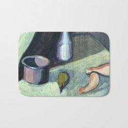 Noha Elmessiri - Still life Bath Mat
