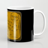 ouija Mugs featuring Ouija 3.0 by tuditees