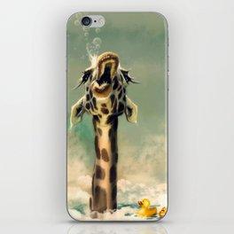 The Bath iPhone Skin