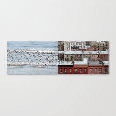 Elevation Canvas Print