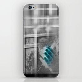 White Noise - Variant III iPhone Skin
