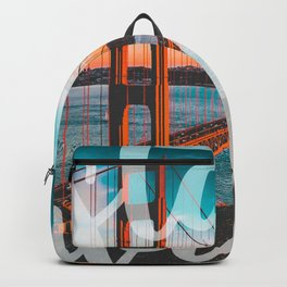 STAY WILD San Francisco Backpack