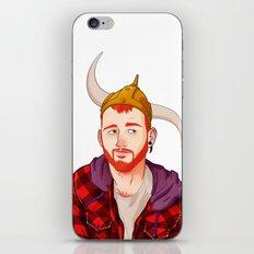 Bear - Ginger iPhone Skin