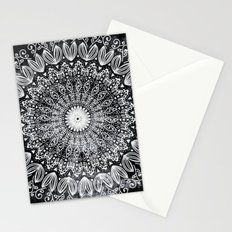 ORGANIC BOHO MANDALA Stationery Cards