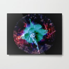 Rapid Calm Metal Print