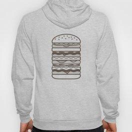 Burgers Wall Hoody