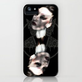 The House Of Kern - Pizza Worship iPhone Case