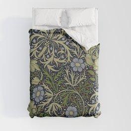 William Morris Seaweed Pattern Duvet Cover