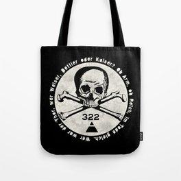 Skull & Bones Tote Bag