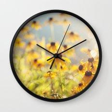 summer susans Wall Clock